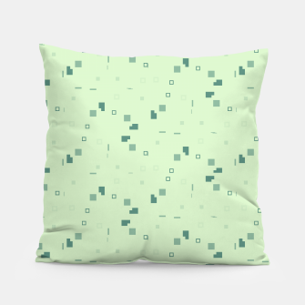 Simple Geometric Pattern 3 grl Pillow thumbnail image
