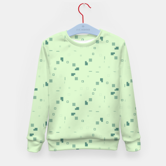 Simple Geometric Pattern 3 grl Kid's sweater thumbnail image