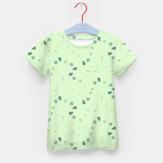 Simple Geometric Pattern 3 grl Kid's t-shirt thumbnail image