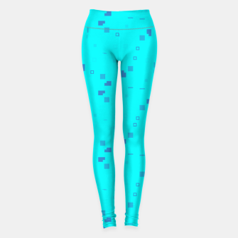Miniature de image de Simple Geometric Pattern 3 tb Leggings, Live Heroes