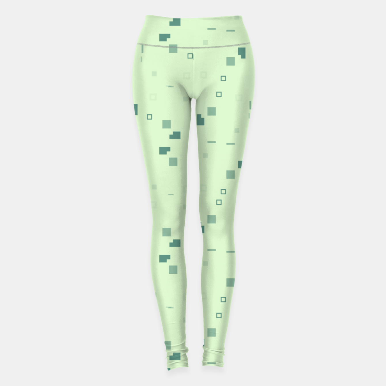 Image de Simple Geometric Pattern 3 grl Leggings - Live Heroes