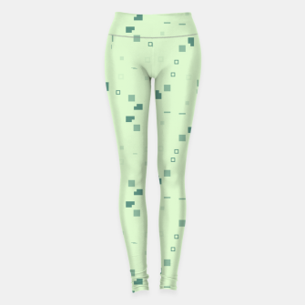 Miniature de image de Simple Geometric Pattern 3 grl Leggings, Live Heroes