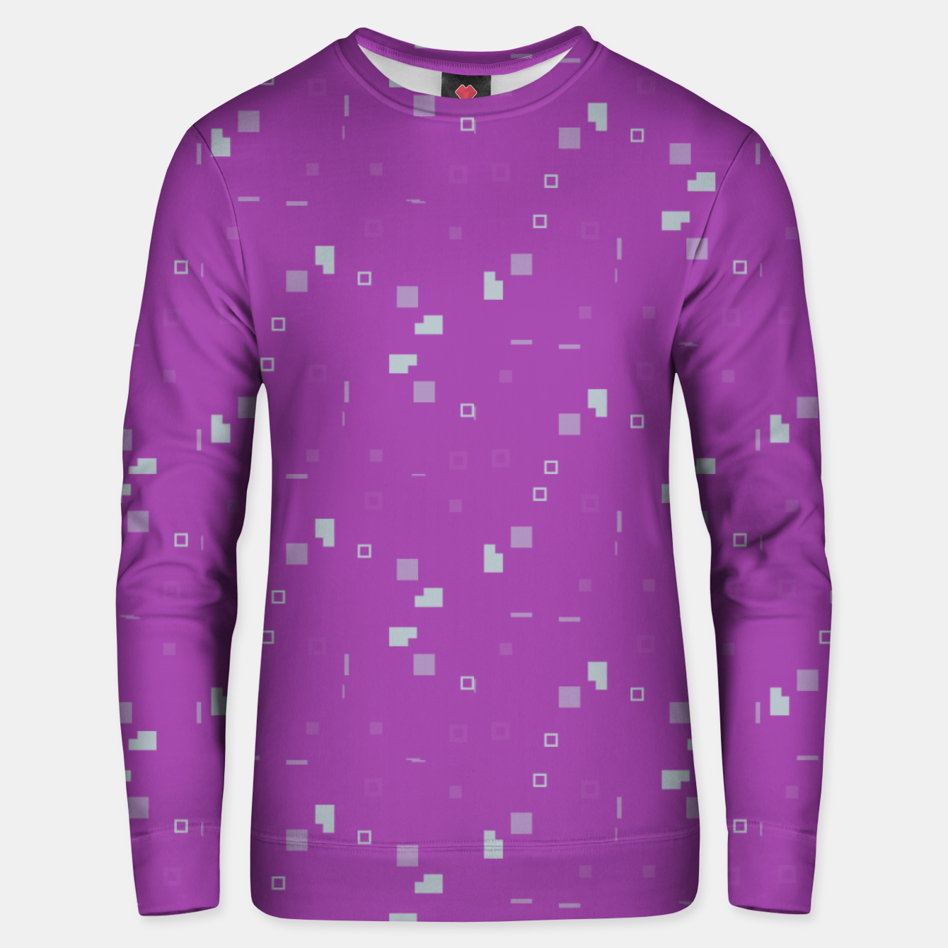 Image of Simple Geometric Pattern 3 itp Unisex sweater - Live Heroes