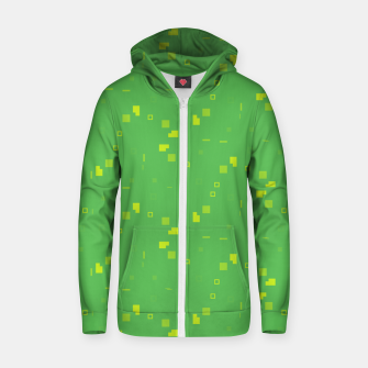 Imagen en miniatura de Simple Geometric Pattern 3 gy Zip up hoodie, Live Heroes