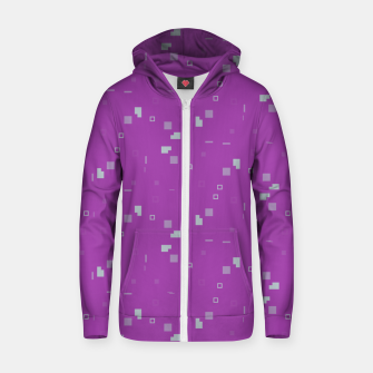 Simple Geometric Pattern 3 itp Zip up hoodie thumbnail image