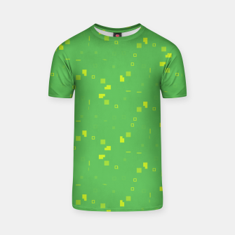 Simple Geometric Pattern 3 gy T-shirt thumbnail image