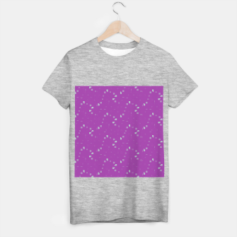 Simple Geometric Pattern 3 itp T-shirt regular Bild der Miniatur