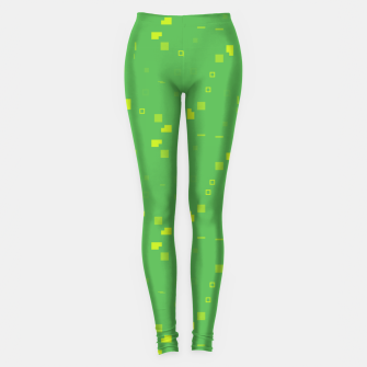 Imagen en miniatura de Simple Geometric Pattern 3 gy Leggings, Live Heroes
