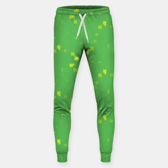 Thumbnail image of Simple Geometric Pattern 3 gy Sweatpants, Live Heroes