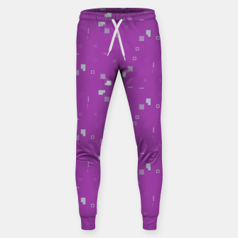 Simple Geometric Pattern 3 itp Sweatpants miniature