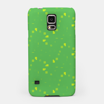 Simple Geometric Pattern 3 gy Samsung Case miniature
