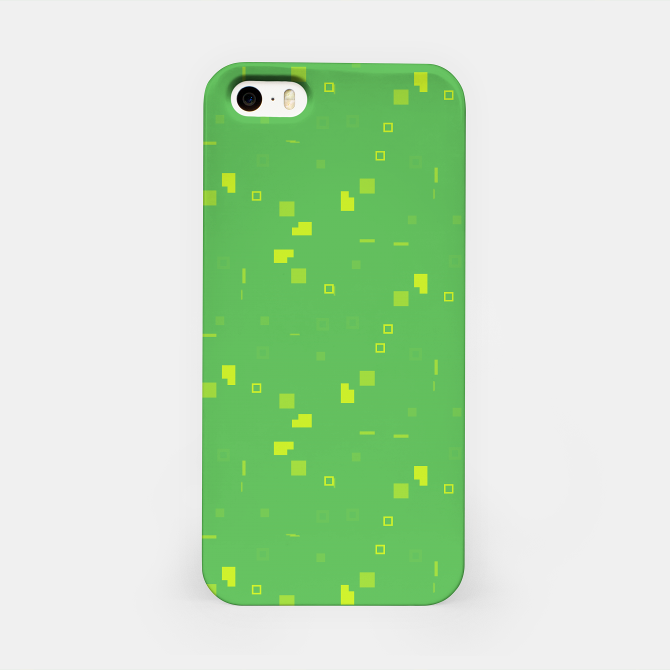 Image of Simple Geometric Pattern 3 gy iPhone Case - Live Heroes