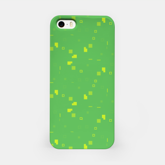 Simple Geometric Pattern 3 gy iPhone Case miniature