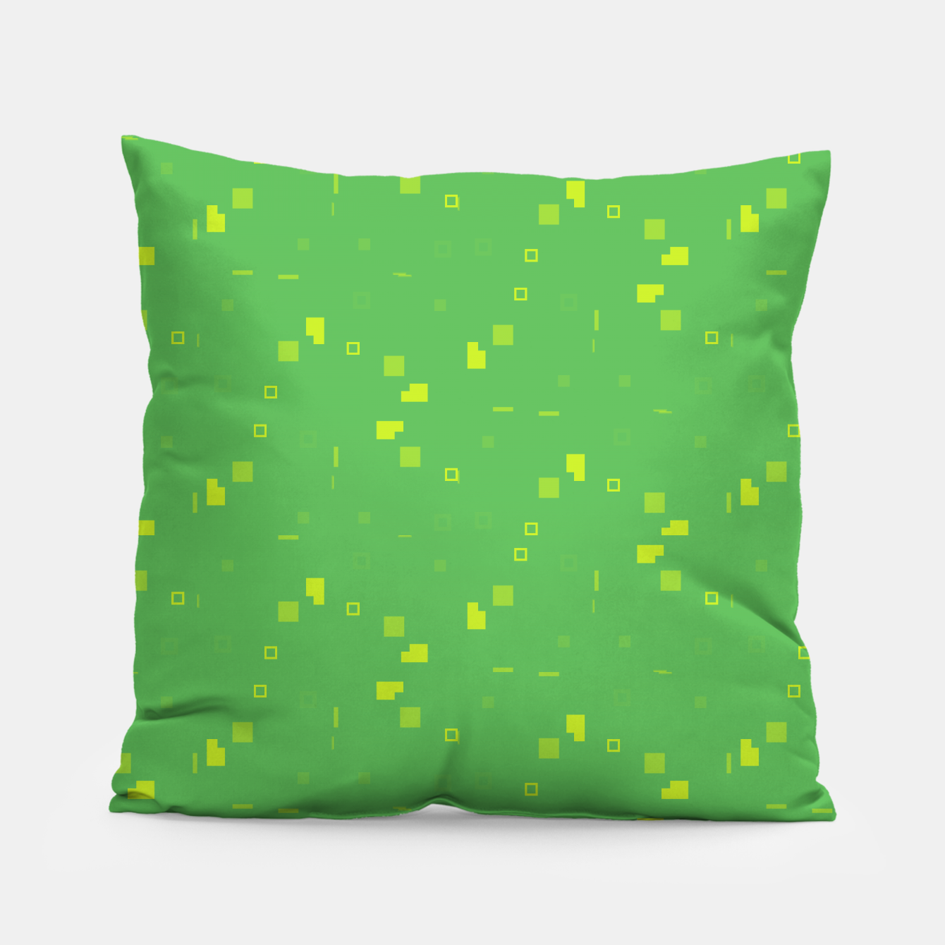 Image of Simple Geometric Pattern 3 gy Pillow - Live Heroes