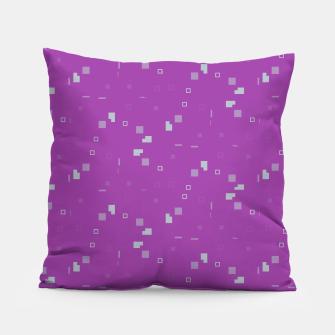 Simple Geometric Pattern 3 itp Pillow Bild der Miniatur