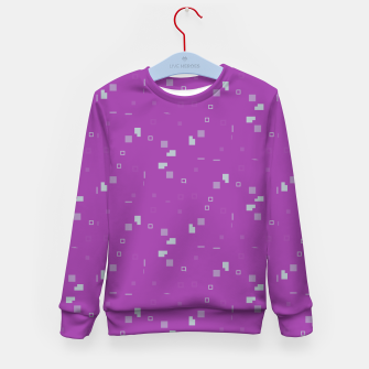 Thumbnail image of Simple Geometric Pattern 3 itp Kid's sweater, Live Heroes