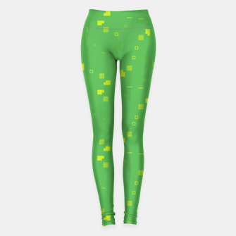 Thumbnail image of Simple Geometric Pattern 3 gy Leggings, Live Heroes