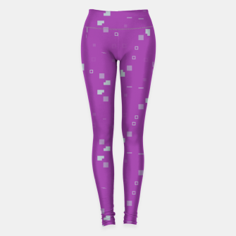 Simple Geometric Pattern 3 itp Leggings miniature