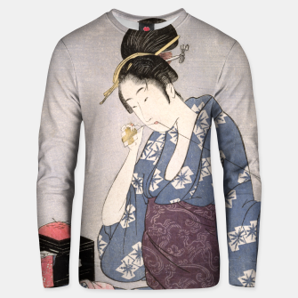 Thumbnail image of Silk Unisex sweater, Live Heroes