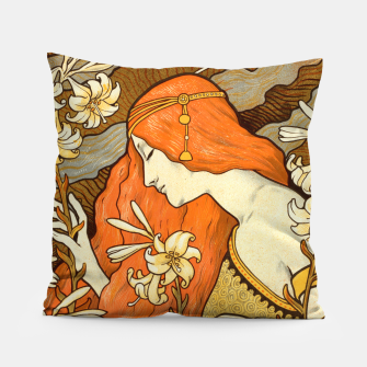Thumbnail image of Ermitage Pillow, Live Heroes