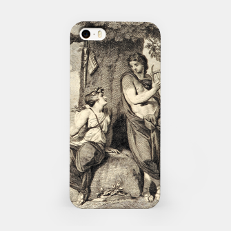 Thumbnail image of The couple iPhone Case, Live Heroes
