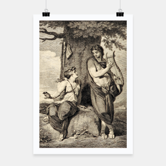 Thumbnail image of The couple Poster, Live Heroes