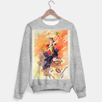 Thumbnail image of Carnival Sweater regular, Live Heroes