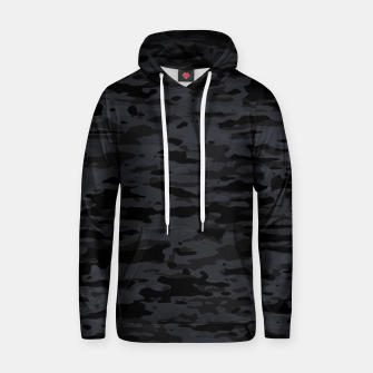 Thumbnail image of Night Camouflage Pattern Mosaic Style  Kapuzenpullover, Live Heroes