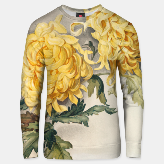 Thumbnail image of Kioto flowers Unisex sweater, Live Heroes