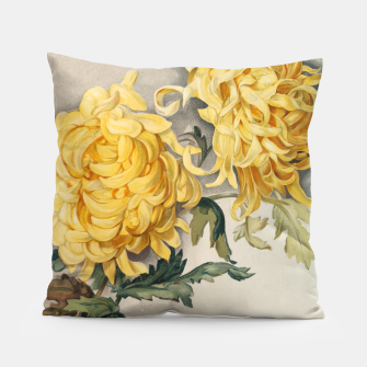 Thumbnail image of Kioto flowers Pillow, Live Heroes