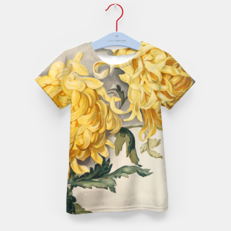 Thumbnail image of Kioto flowers Kid's t-shirt, Live Heroes
