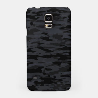 Thumbnail image of Night Camouflage Pattern Mosaic Style  Handyhülle für Samsung, Live Heroes