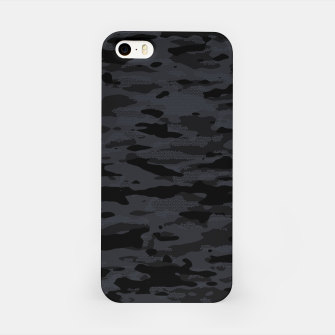 Thumbnail image of Night Camouflage Pattern Mosaic Style  iPhone-Hülle, Live Heroes