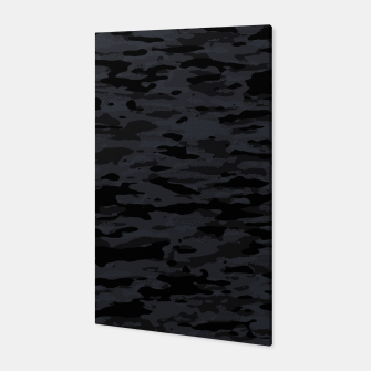Thumbnail image of Night Camouflage Pattern Mosaic Style  Canvas, Live Heroes