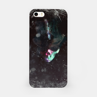 Thumbnail image of Top hat  iPhone Case, Live Heroes