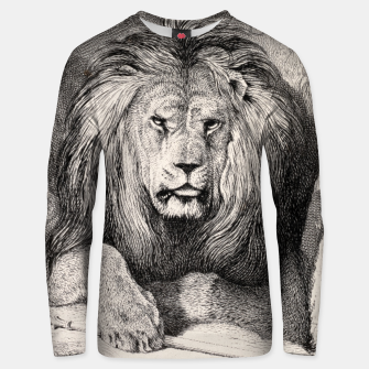 Thumbnail image of King Unisex sweater, Live Heroes
