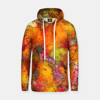 Orange pop Hoodie thumbnail image