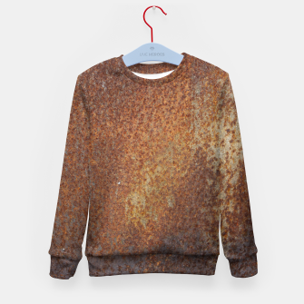 Thumbnail image of Rust Texture Bluza dziecięca, Live Heroes