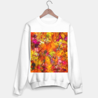 Thumbnail image of Orange pop Sweater regular, Live Heroes