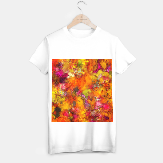 Thumbnail image of Orange pop T-shirt regular, Live Heroes