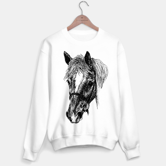 Thumbnail image of 'Flossy' horse sweater, Live Heroes