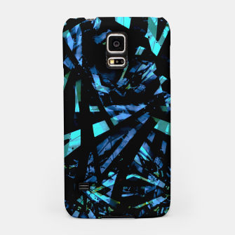 Thumbnail image of Modern Abstract Geo Print Samsung Case, Live Heroes