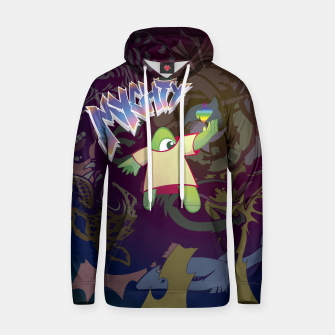 Thumbnail image of Mighty A Sudadera con capucha, Live Heroes