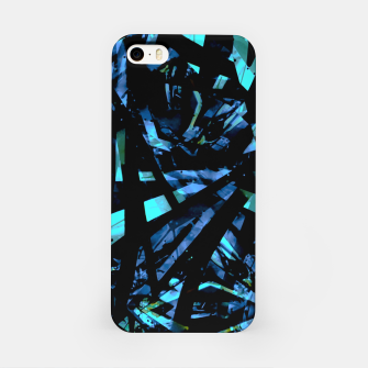 Miniatur Modern Abstract Geo Print iPhone Case, Live Heroes