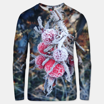 frozen rose Bluza unisex miniature