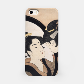 Thumbnail image of Mirror Mirror iPhone Case, Live Heroes