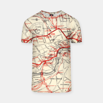 Thumbnail image of London Metropolitan Railway T-shirt, Live Heroes