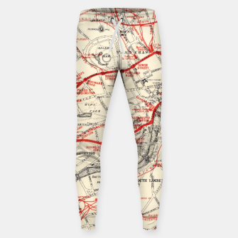 Thumbnail image of London Metropolitan Railway Sweatpants, Live Heroes