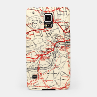 London Metropolitan Railway Samsung Case thumbnail image