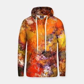 Thumbnail image of A jumping orange horse Hoodie, Live Heroes